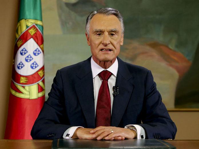 President Anibal Cavaco Silva Portugal