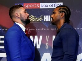 BELLEW VS HAYE REMATCH