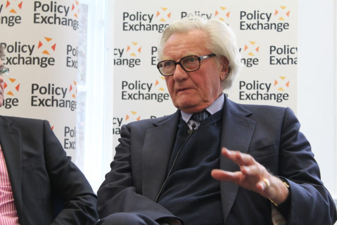 Heseltine want's a united states of europe