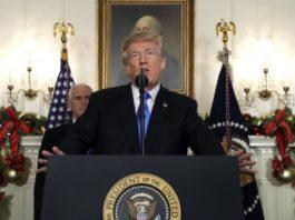 President Trump recognises Jerusalem