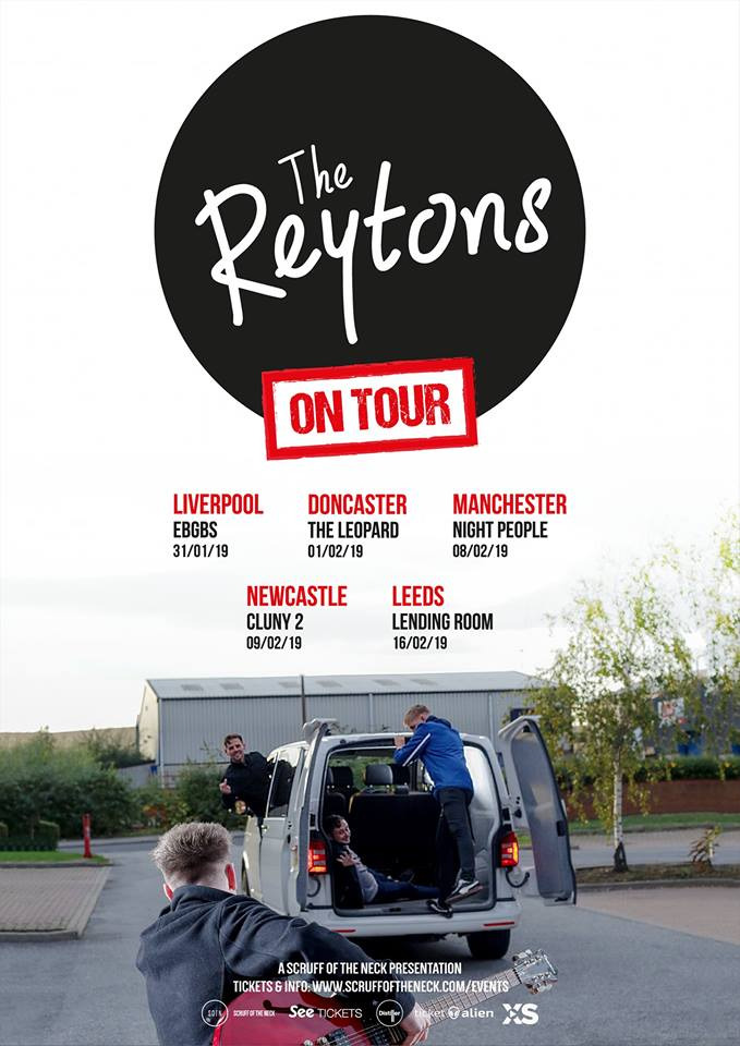 The Reytons Tour