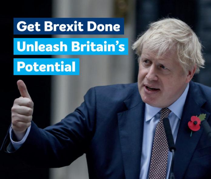Conservative Manifesto 2019