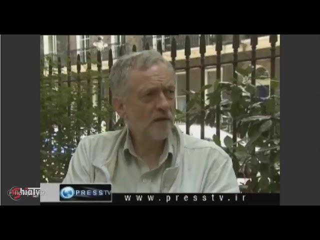 Jeremy Corbyn - PressTV 2011
